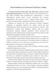 Dzień Przedsiębiorczości w Powiatowym Urzędzie Pracy w Gołdapi