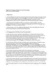 Allgemeine Vertragsgrundlagen Kommunikationsdesign (AVG ...