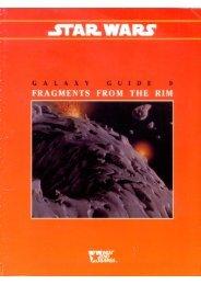 Star Wars - Galaxy Guide 9 - Fragments from the Rim.pdf - Baykock