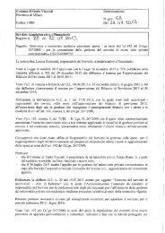 Provincia di Milano - Comune di Gudo Visconti