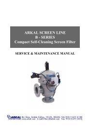 Series 21/210-Model B Maintenance Manual, GFZ-62705EN/03