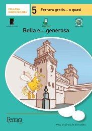 Bella e… generosa - Gratis a Ferrara - Portaleargenta.it