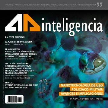 AA N°4 Mayo 2008 - revista aainteligencia