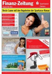 Finanz-Zeitung Mai 2011 - Privatkunden