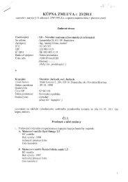 KÚPNA zMLUVA č. 23/2011 - Národné centrum zdravotníckych ...