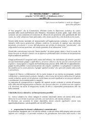 ATTIVARETE e Cittadinanza Attiva - Istituto Comprensivo Destra Torre
