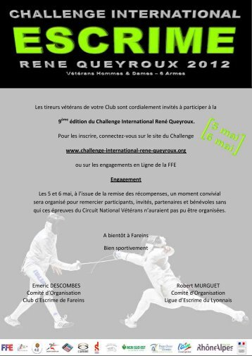 challenge international rene queyroux veterans aux 6 armes
