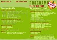Programm - Messdi Kehl