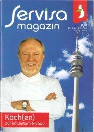 servisa magazin, Koch(en) auf höchstem Niveau ... - Restaurant 181