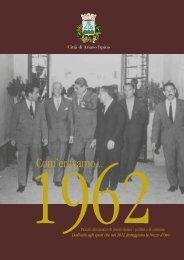 1962-2012 Nozze d'oro delle coppie arianesi - Comune di Ariano ...