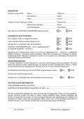 JAGDANMELDUNG - MISTRAL Jagdreisen Ges.mbH - Page 2