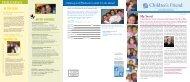 Spring 2007 Newsletter - Children's Friend