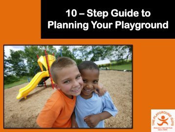 10 – Step Guide to Planning Your Playground - The Playground Guys