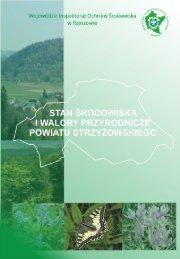 Stan środowiska i walory przyrodnicze powiatu strzyżowskiego