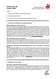 ausgabe 46.pdf - IG BCE Ortsgruppe Krefeld
