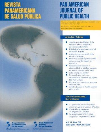 estudio comparativo en siete ciudades de América Latina y el Caribe