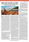 VÂNĂTOAREA ÎN REUNIUNEA DE LUCRU VÂNĂTOAREA - AGVPS - Page 3