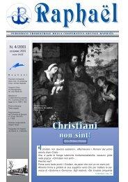 Allegato [pdf]: Dicembre 2001 - Fondazione Laudato sì