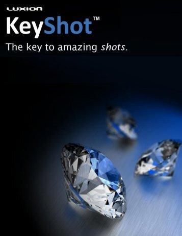 KeyShot creates images. - Alibre