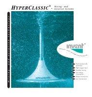 INVENT HyperClassic™ Mixer Aerator Brochure - Treatment ...