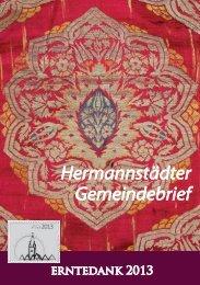 Gemeindebrief zu Erntedank als pdf-Datei - Evangelische ...