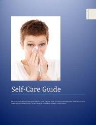 Self-Care Guide - Health and Wellness