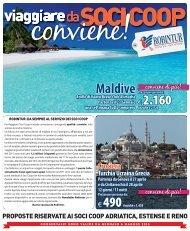 Maldive - Marimba Viaggi