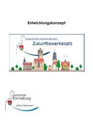 Unser Dorf hat Zukunft - Gemeinde Ronneburg