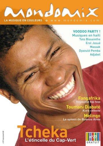 paris mix - Mondomix