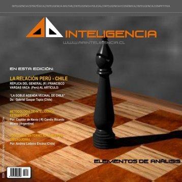 AA N°7 Diciembre 2011 - revista aainteligencia