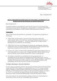 Strattera - Statens legemiddelverk