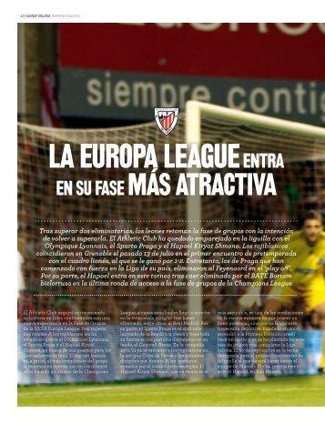 2. Europa League - Athletic Club