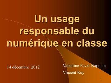 Enseignant - CRDP Lyon