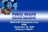 Dr. Anthony Marfin, Department of Health - IPMA