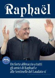 Allegato [pdf]: notiziario Raphaël, settembre 2011 - Fondazione ...