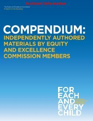 equity-excellence-commission-report-compendium