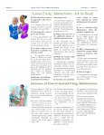 October 2007 Newsletter - Virginia Department of Health Professions - Page 2