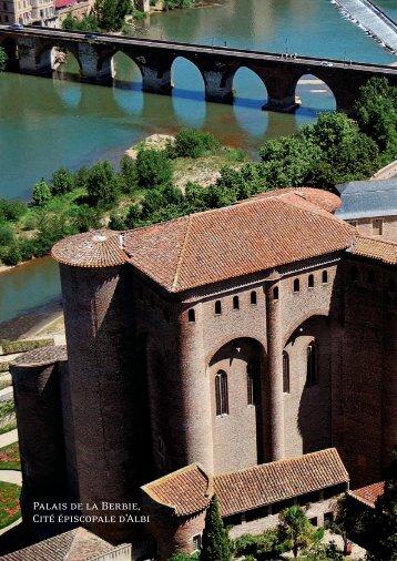 de détails sur les pavements - Cité épiscopale d'Albi