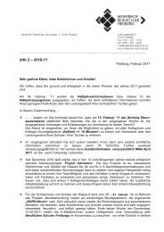 Info-Brief 2 / 2010/2011 - Weiherhof-Realschule