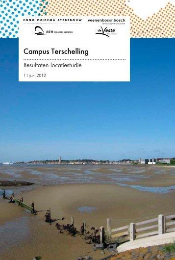 Campus Terschelling - Gemeente Terschelling