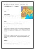 Year 10 International Recipe Book - 2010 - Home - Page 2