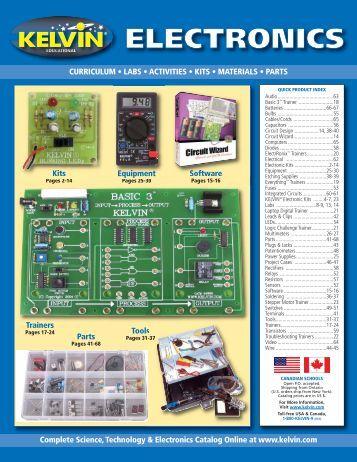 CURRICULUM • LABS • ACTIVITIES • KITS ... - Kelvin Electronics