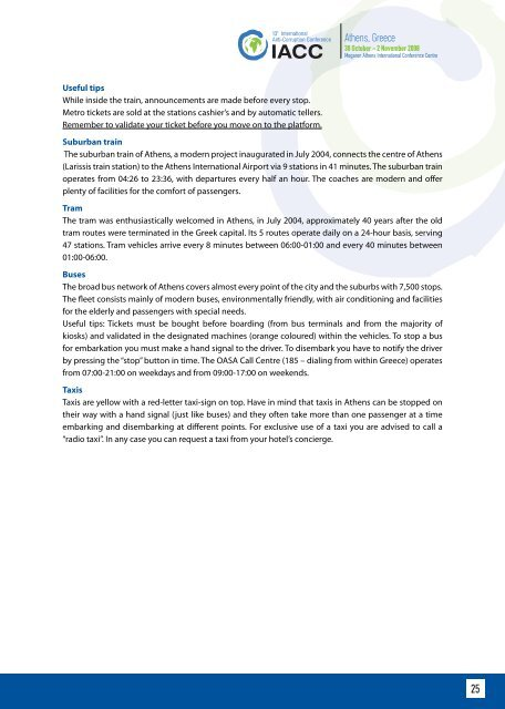 Final Programme - 13th International Anti-Corruption Conference