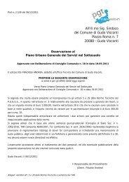 Osservazione n. 1 - Ufficio Tecnico - Comune di Gudo Visconti