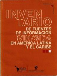 Inventario Fuentes de Información sobre VIH/Sida en América ...
