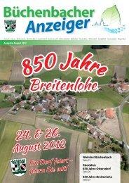 Juni 2012 - Gemeinde Büchenbach