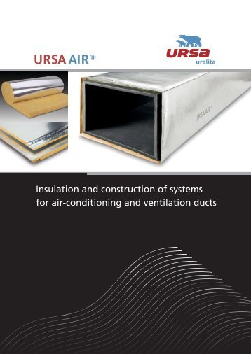 URSA AIR, the products