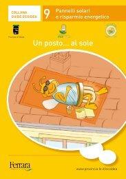 Un posto… al sole - Pannelli solari e risparmio ... - Portaleargenta.it