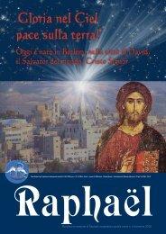 Allegato [pdf]: notiziario Raphaël - dicembre 2010 - Fondazione ...
