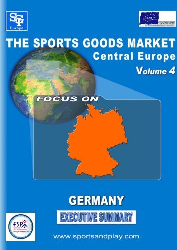 Germany Executive Summary - Sporting Goods Industry Association